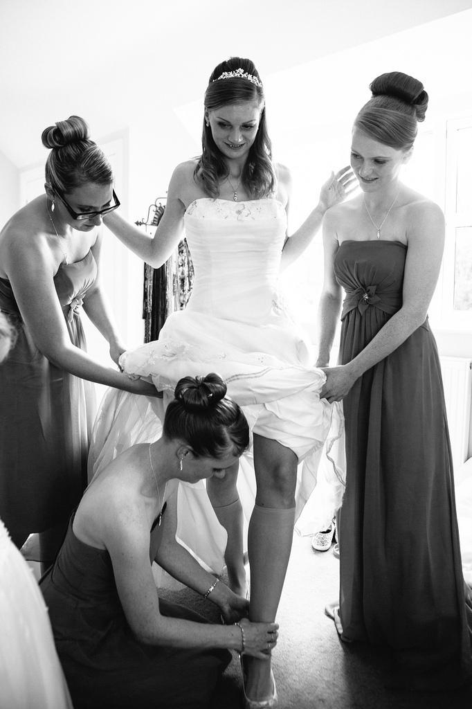 Wedding - Bridal Preparation