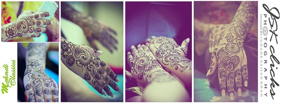 Wedding - #Mehndi Classics by #JsKclicks