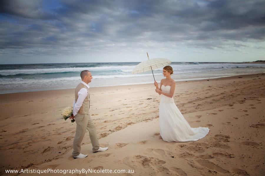 Wedding - Beach Wedding, Central Coast NSW