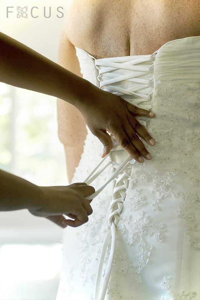 Wedding - Getting Ready - Early September Wedding