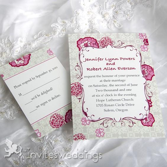 Wedding Wedding Invitations Cheap