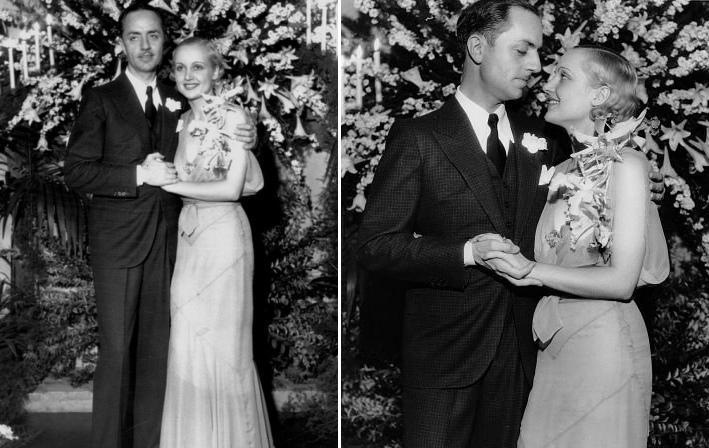 Vintage Wedding Chic Vintage Bride Carole Lombard 1974259