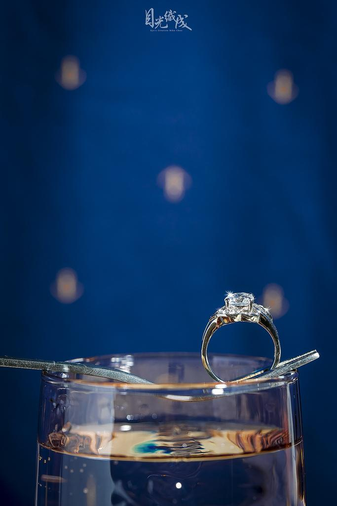 Wedding - [婚戒] 星光。