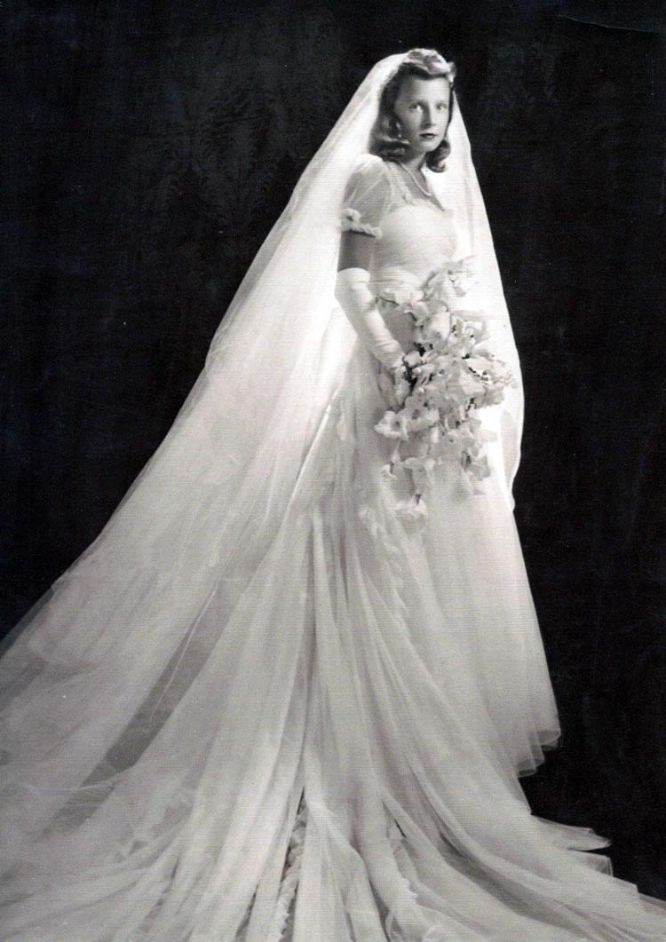 Свадьба - Chic Vintage Bride – Anne McDonnell