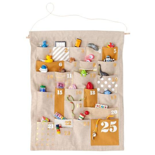 think advent calendars are such a fun way to countdown to christmas ...