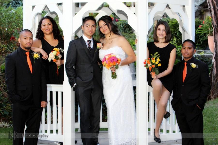Hochzeit - Wedding Photography - Wedding Party Portrait