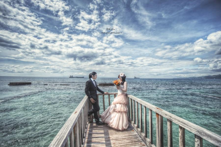 Wedding The Sky And Ocean