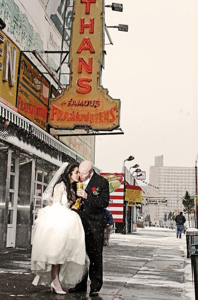 Wedding - Nathans Marriage