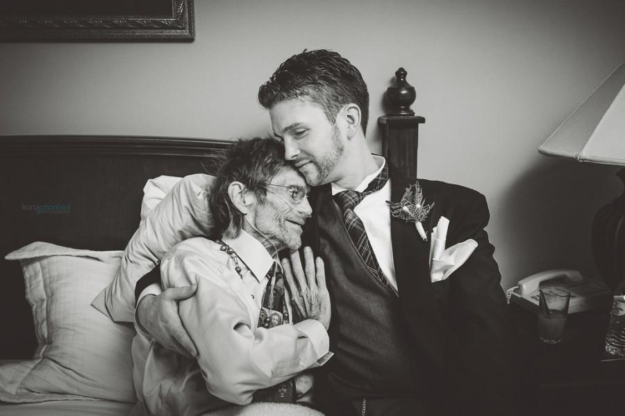 Свадьба - {father groom}