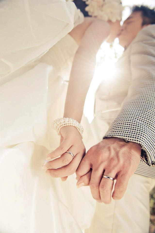 زفاف - Bride And Groom