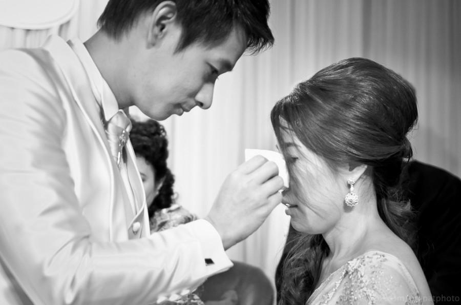 Wedding - top and kung