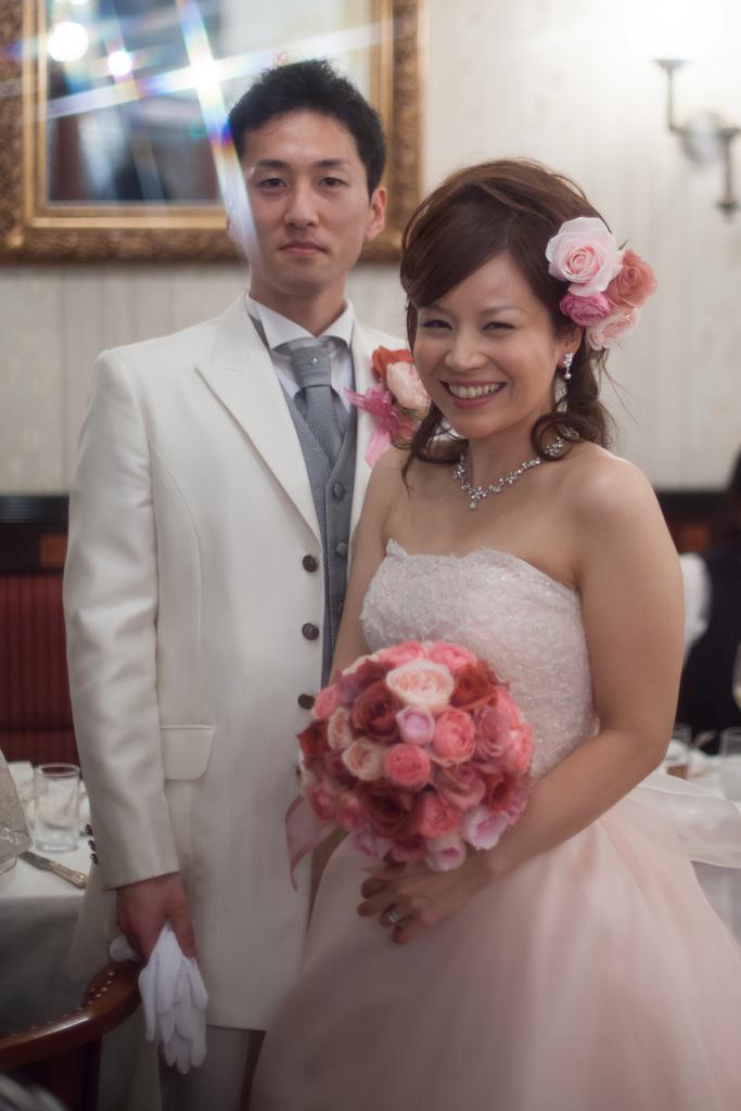 Wedding - We've just married!