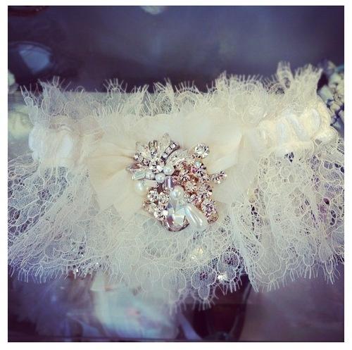 Hochzeit - Wedding Garters