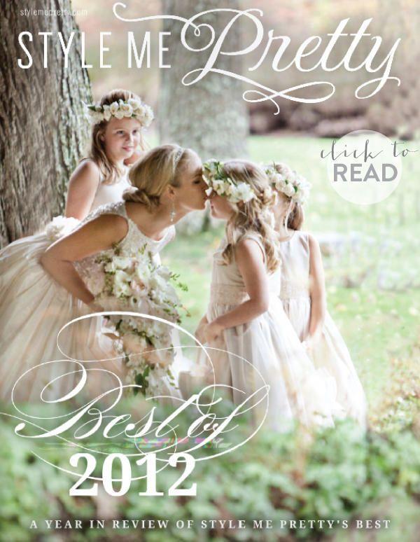 Hochzeit - Flower Girls And Ring Bearers