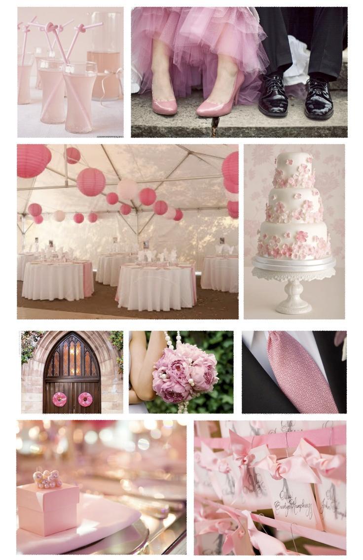 Свадьба - Pink Weddings