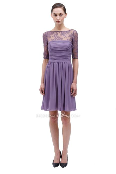 lilac bridesmaid dresses lilac bridesmaid dresses at bridesmaidwire    Lavender Bridesmaid Dresses With Sleeves