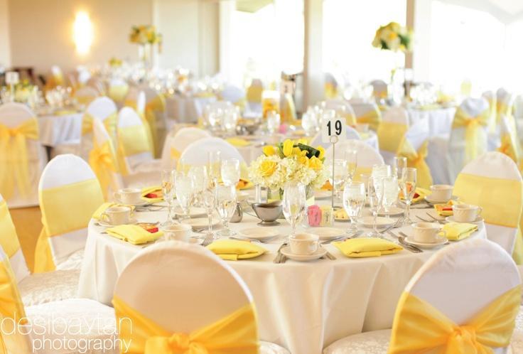 Свадьба - Yellow Weddings