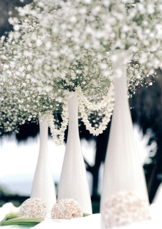 Hochzeit - Winter Decoration