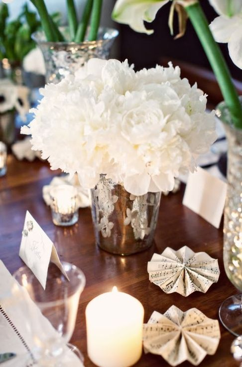 Wedding - Winter Decoration