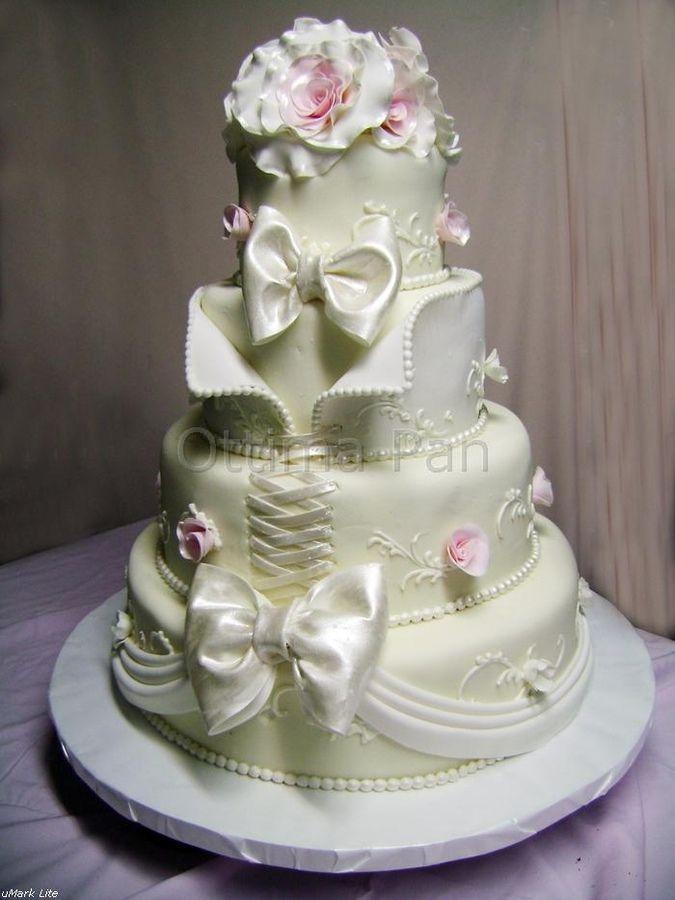 Cake Images Wedding : Wedding Cakes #1982919 - Weddbook