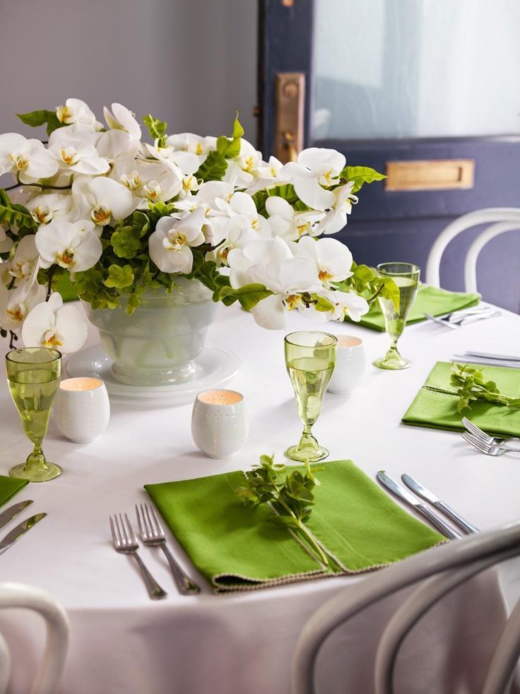 زفاف - Floral Centrepieces