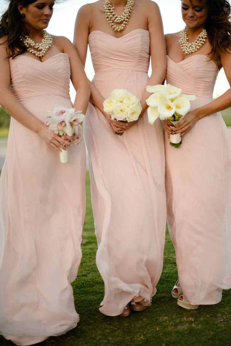 Beautiful Bridesmaid Dresses
