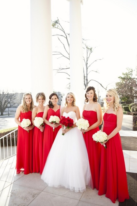 Bridesmaid - Beautiful Bridesmaid Dresses -1983263 - Weddbook