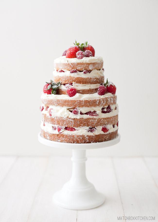 Wedding - Naked Cakes
