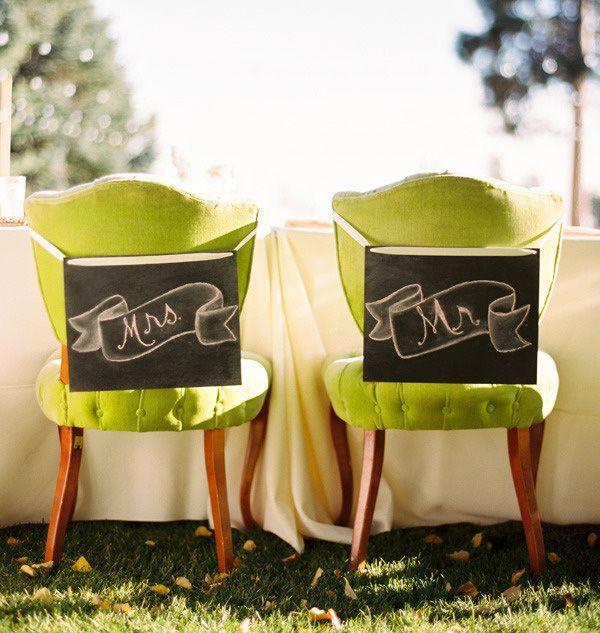 Mariage - Chalkboard Weddings