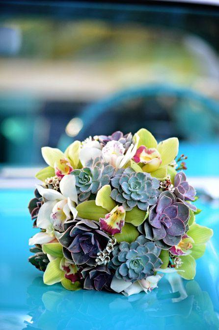 Свадьба - Wedding Succulents