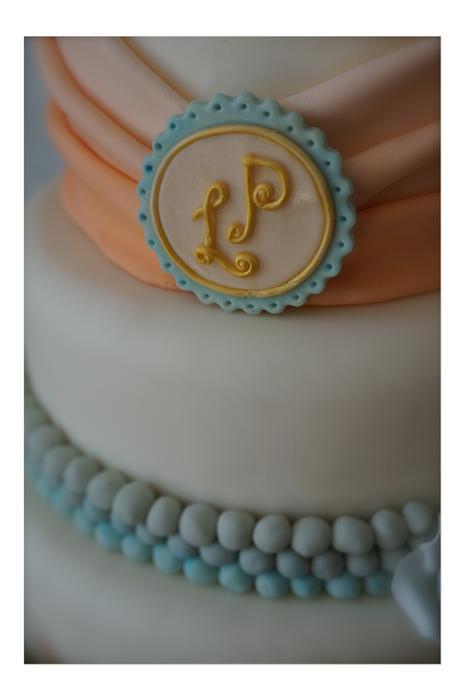 Свадьба - Ever After Wedding Cake