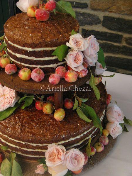 Wedding - Naked Cakes