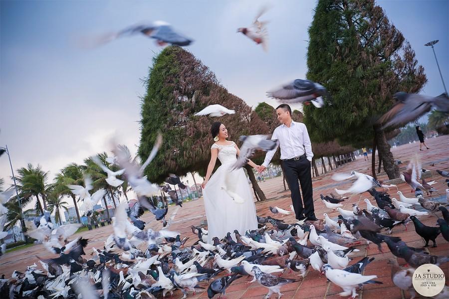 Свадьба - Ảnh cưới đẹp Đà Nẵng ( JA Studio - 11E Thụy Khuê )