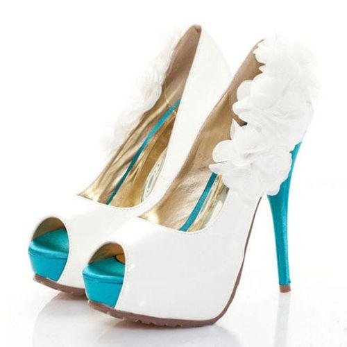 Tiffany Blue Wedding Shoes - Weddingbee