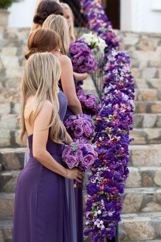 Wedding - Fantasy Purple Wedding