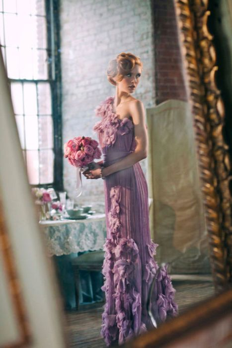 Wedding - Fantasy Purple Wedding