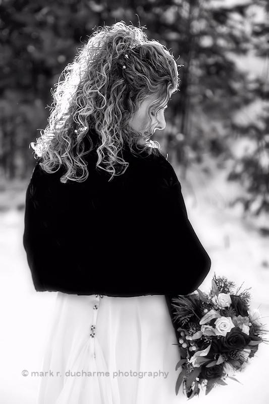 Hochzeit - Lynne as the Bride