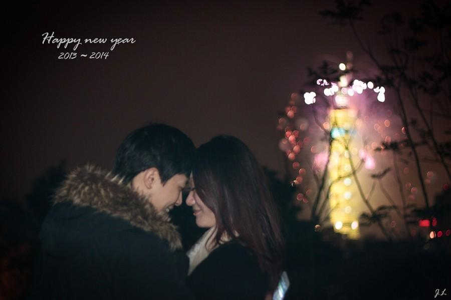 Wedding - Happy new year 201314
