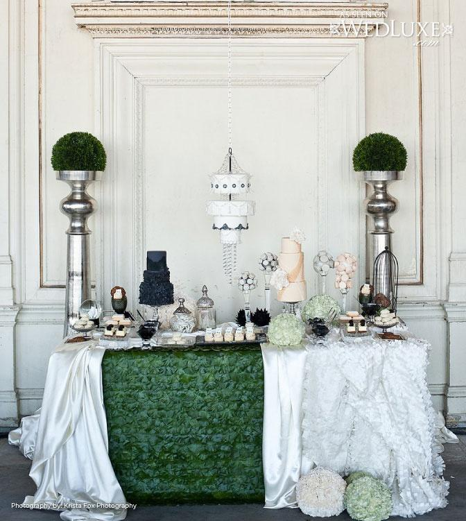 Свадьба - Emerald Green Weddings (color Of 2013)
