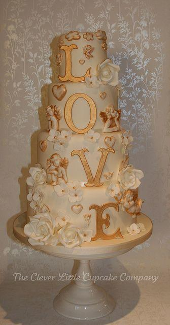 Свадьба - Gold And Glittery Weddings