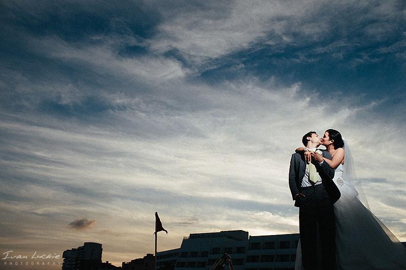 Wedding - Laura Stephen - The Royal Cuncun wedding photographer - Ivan LuckiePhotography-1