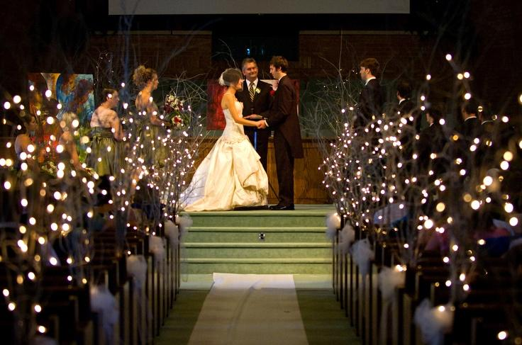 Mariage - Twinkle Lights & Sparkly Weddings