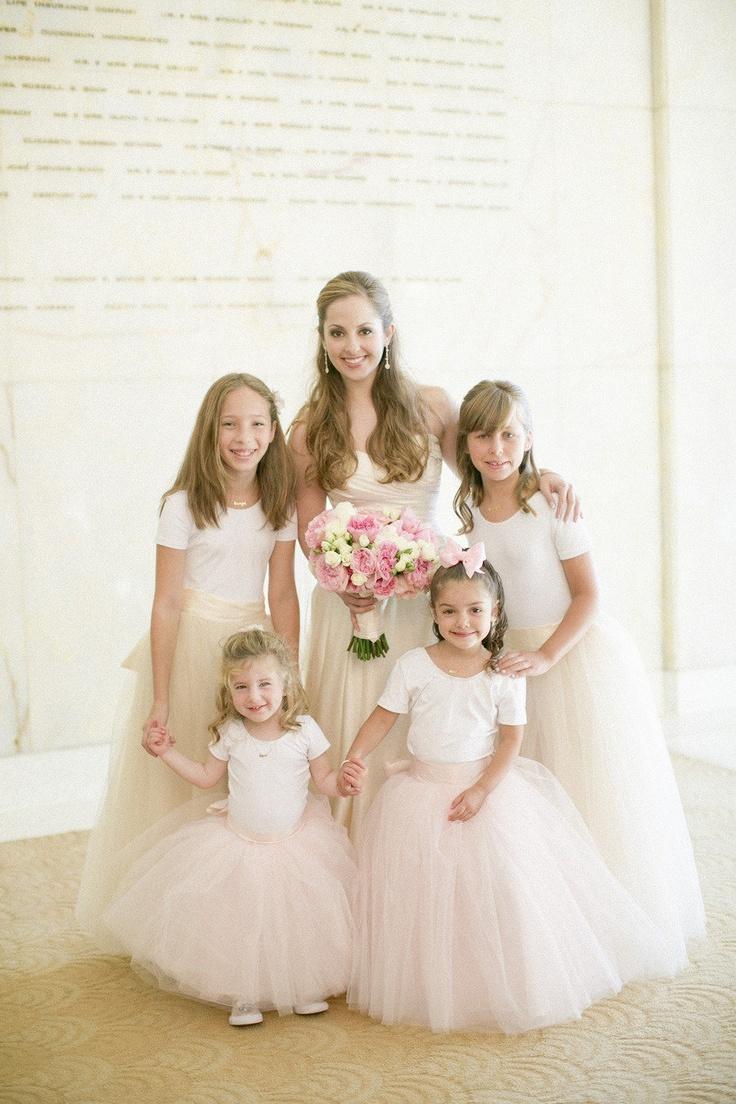Hochzeit - Ballerina Weddings