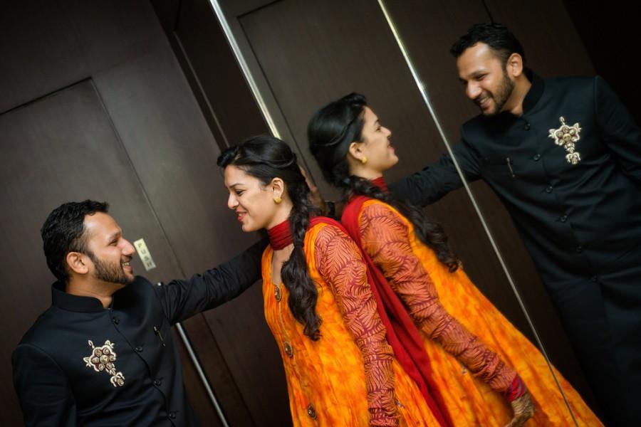 Mariage - candid wedding photography in mumbai ~ Sasmit & Manisha