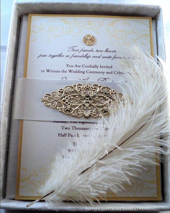 Hochzeit - Gold Wedding