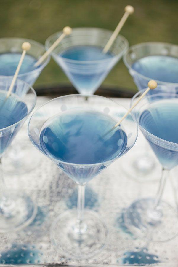 Свадьба - Pale Blue Wedding