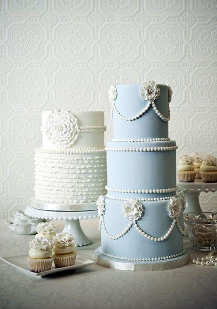 Wedding - Pale Blue Wedding