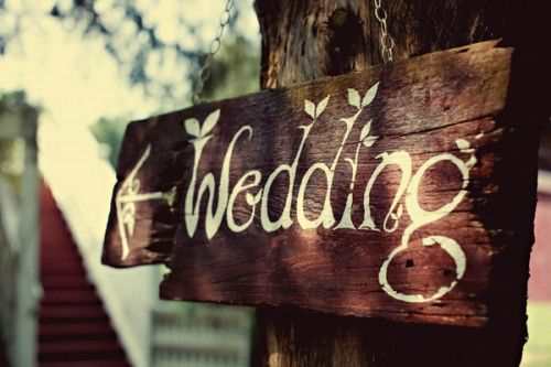 Wedding - Country Wedding