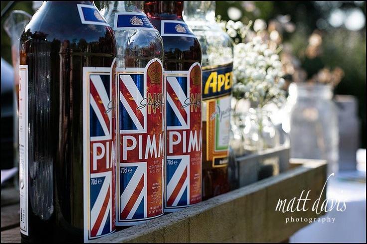 Hochzeit - Cool Brittania Wedding
