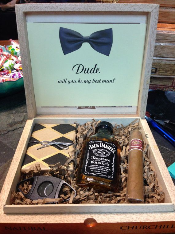 Wedding Gift For Groom From Best Man : WeddingCute Wedding Ideas